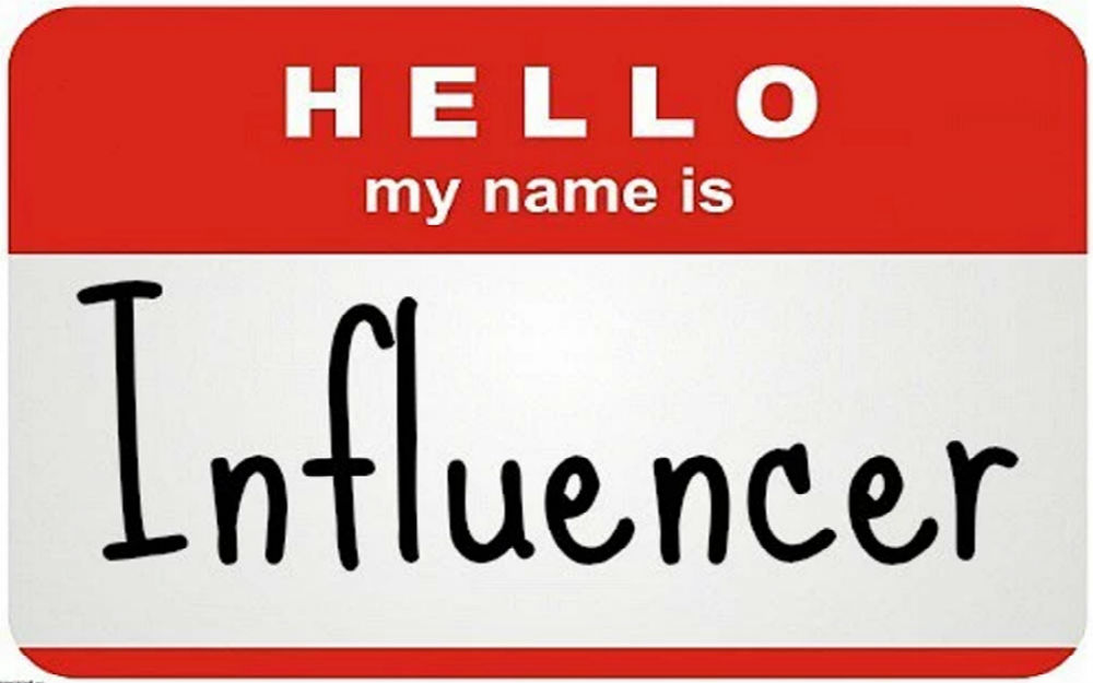 hello influencer