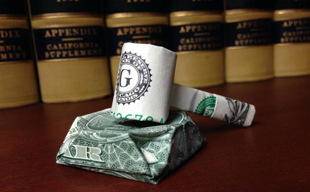 legal spend