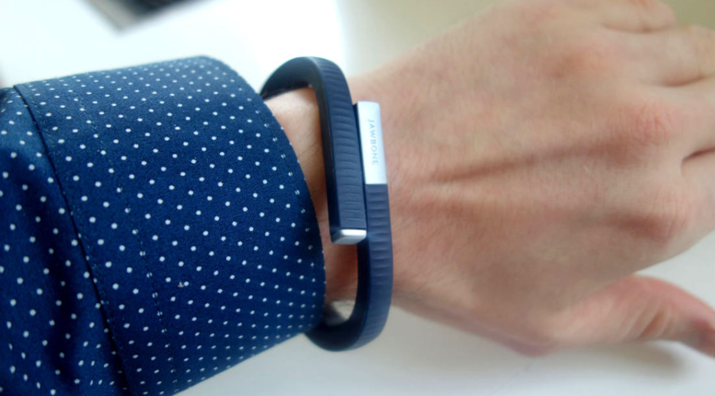 Jawbone UP24 fitness tracker review