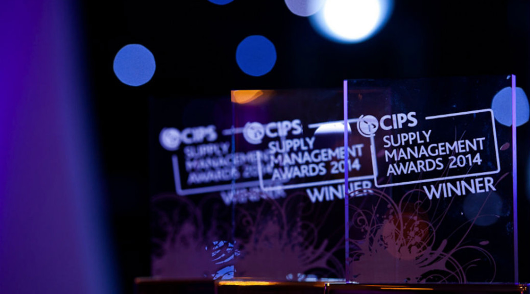 CIPS Supply Management Awards 2014