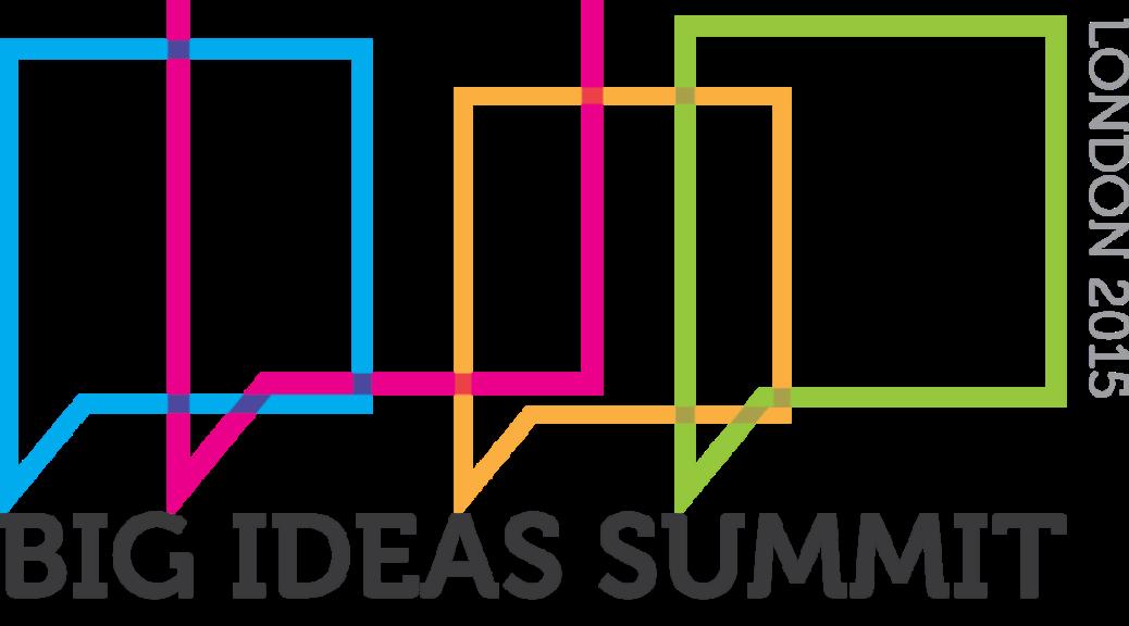 Big Ideas Summit FAQ