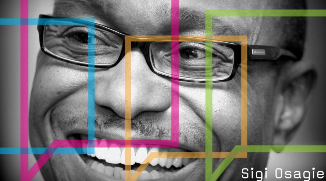 Sigi Osagie, author of Procurement Mojo