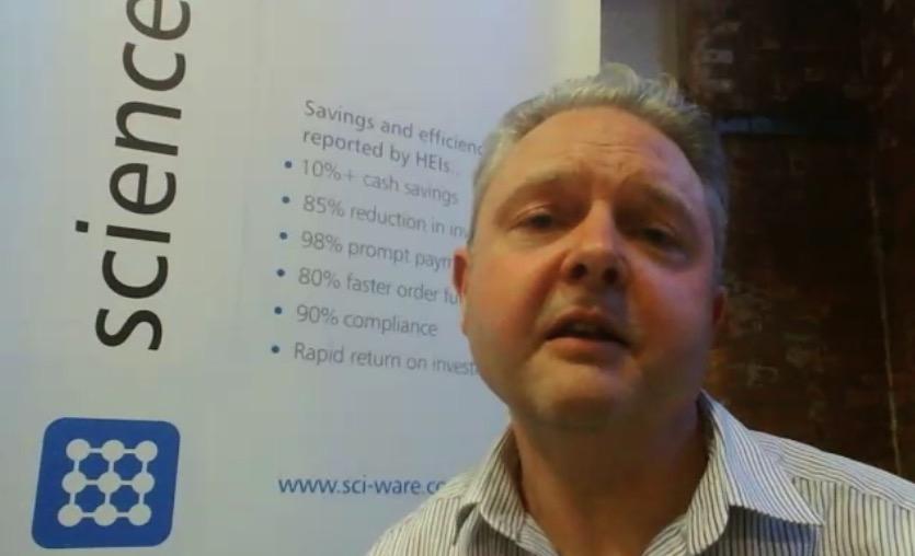 Jonathan Betts from Science Warehouse's Big Idea