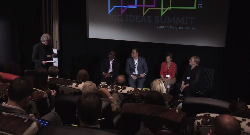 Procurious Big Ideas Panel #1 - What does it mean to be an authentic leader?