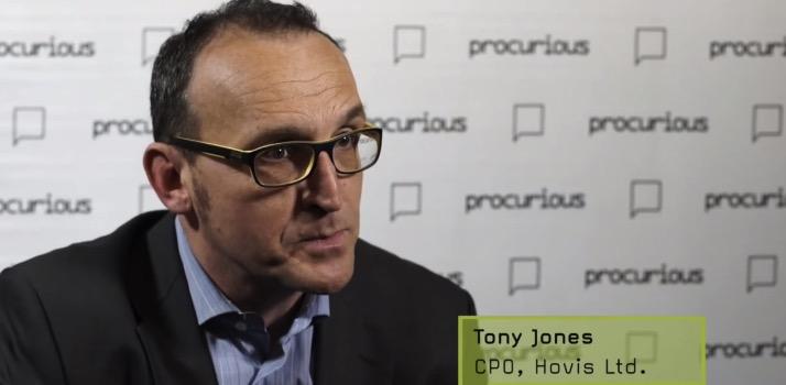 Hovis' Tony Jones