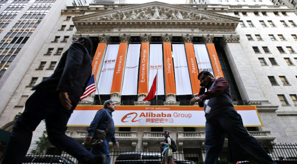 Alibaba and Unilever China work together